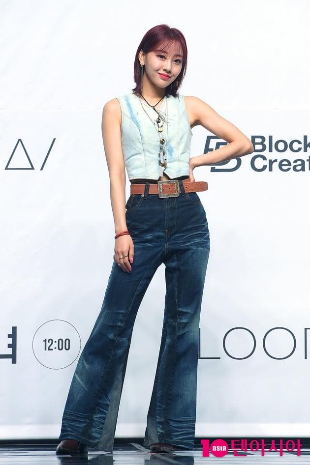 [TEN 포토] 이달의 소녀 이브 '훤칠한 키'