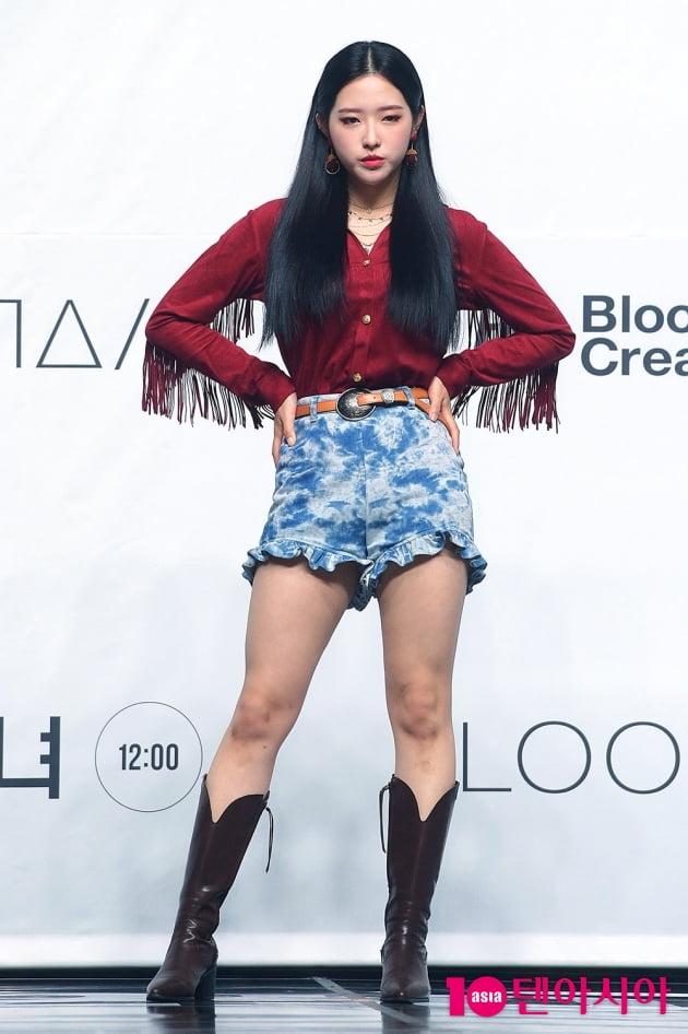 [TEN 포토] 이달의 소녀 올리비아 혜 '와일드한 여전사'
