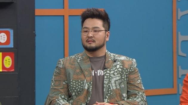'비디오스타' 김태우 / 사진 = MBC에브리원 제공
