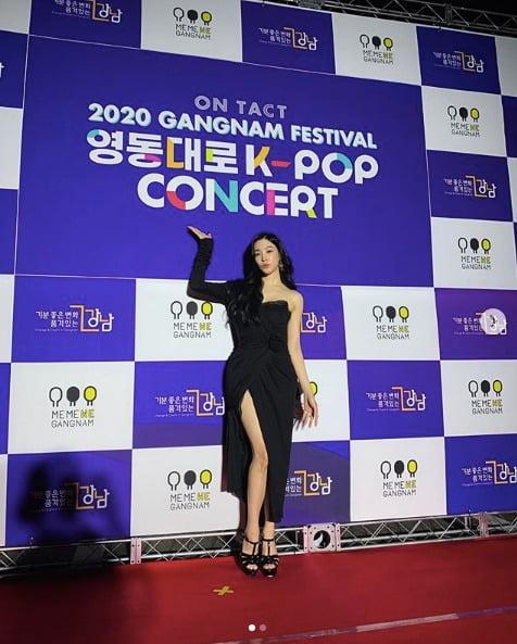 사진=티파니 영 인스타그램