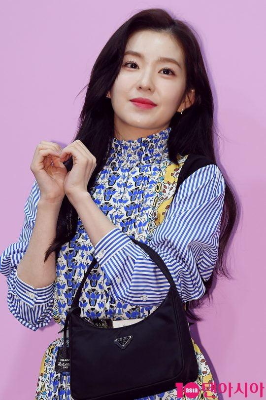 그룹 레드벨벳의 아이린. /텐아시아DB
