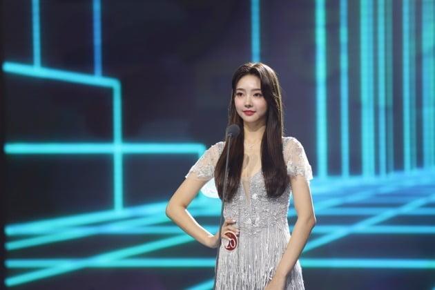 미스코리아 眞 김헤진./사진제공=한국일보이앤비