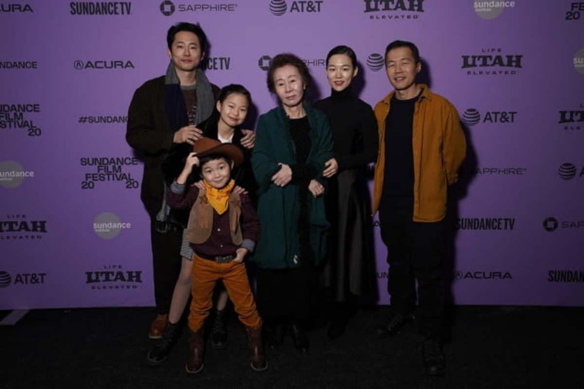 Các diễn viên trong bộ phim Minari (Khát Vọng Đổi Đời)