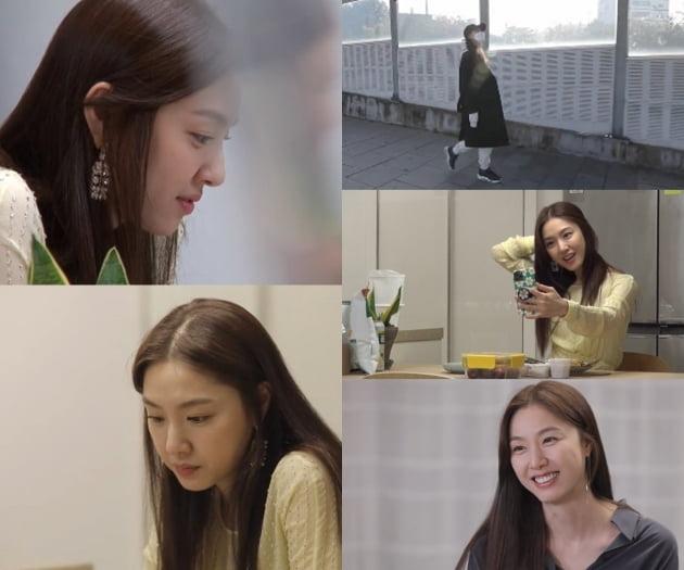 '나 혼자 산다' 서지혜 편 예고/ 사진=MBC 제공