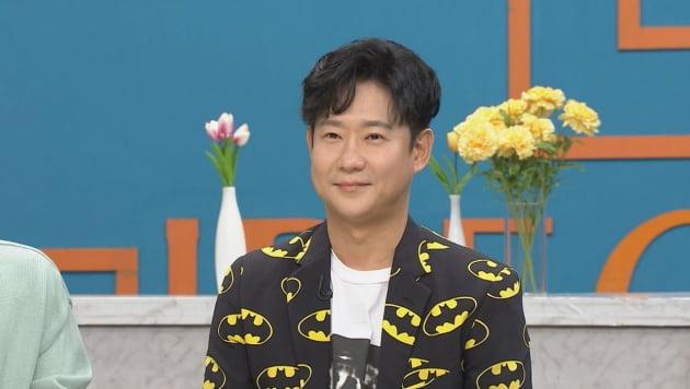 '비디오스타' 출연한 천명훈/ 사진=MBC 에브리원 제공
