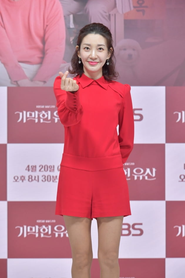 배우 이아현./