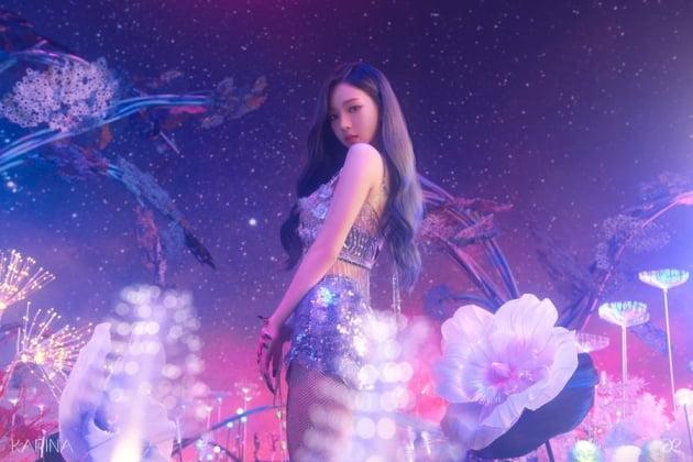 그룹 에스파의 카리나(유지민) / 사진제공=SM엔터테인먼트