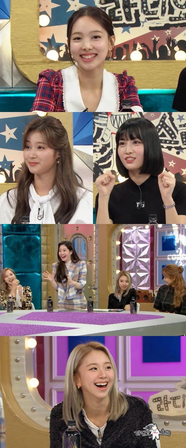 '라디오스타' 트와이스 / 사진제공=MBC