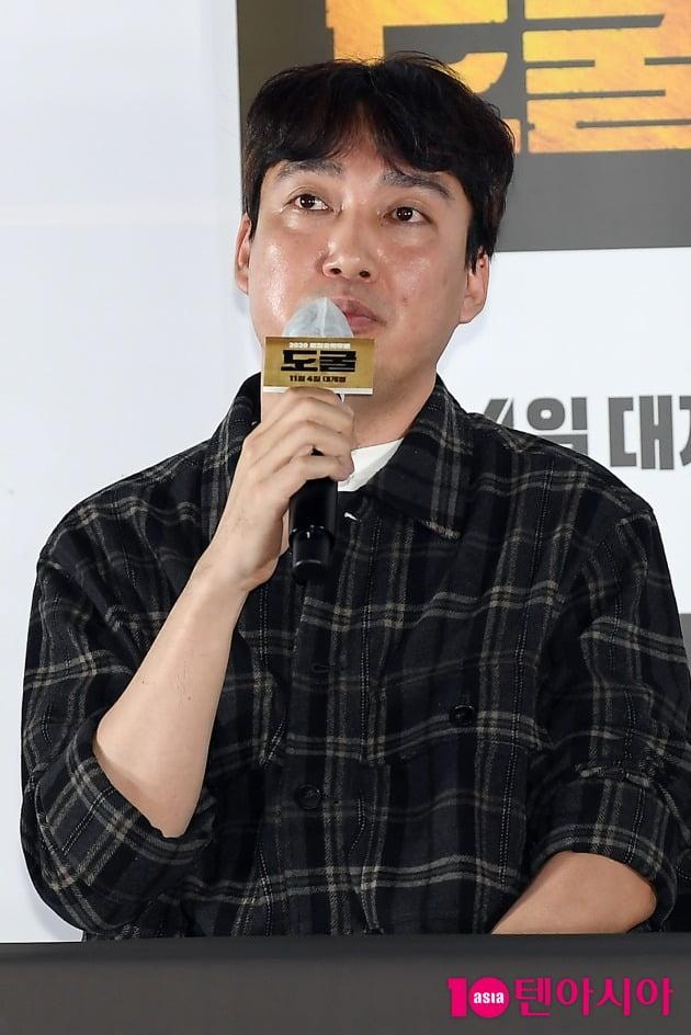 [TEN 포토] 영화 '도굴'의 박정배 감독