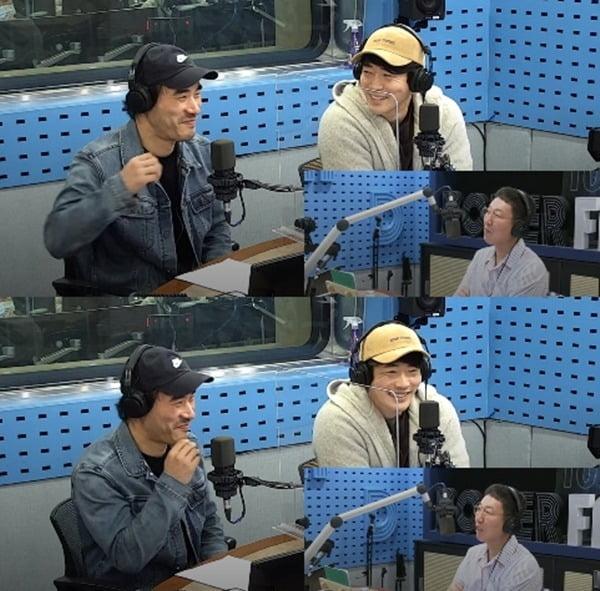 사진=SBS 파워FM '김영철의 파워FM'