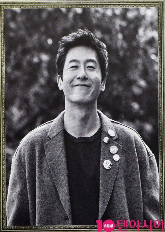 고(故) 김주혁./ 사진=텐아시아 DB