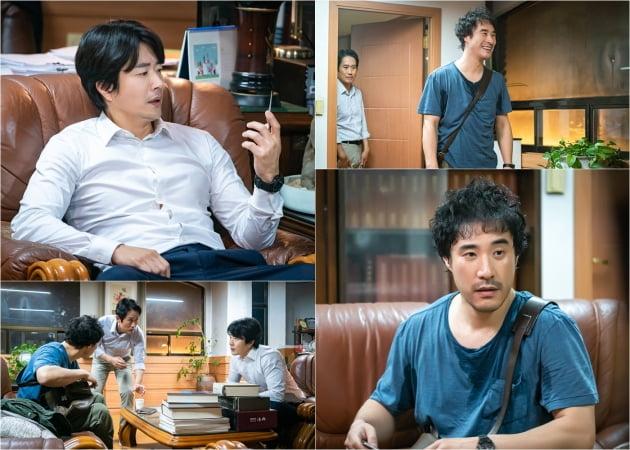 '날아라 개천용' 첫 방송 예고/ 사진=SBS 제공