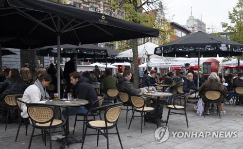 벨기에도 코로나19 확산에 식당 영업중단·야간통금 명령