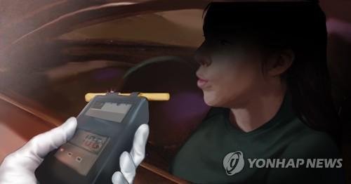 """집유 기간 또 음주운전…""""감방 가면 돼"""" 측정거부 70대 실형"""