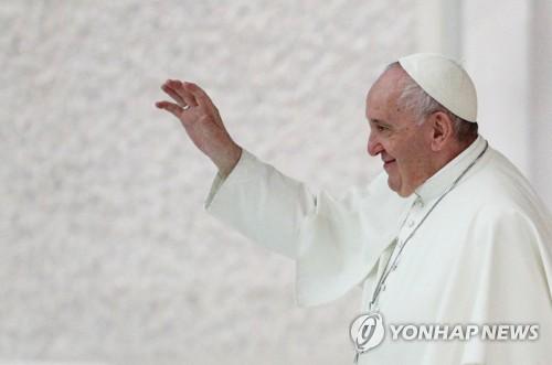 교황 동성결합법 첫 공개지지로 보수·진보  '문화 전쟁' 관측도