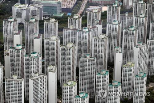'전세 실종'에 계속 오르는 서울 전셋값…수도권도 전세난 심화