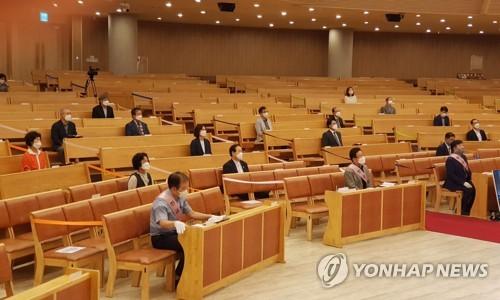 """""""수능 전 문 열어 다행""""…등원 재개 대형학원 '열공모드'"""
