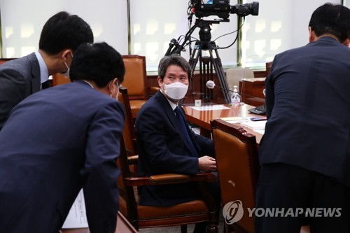 """이인영 """"바이든 당선 시 '클린턴 3기'도 가능…신속대응 중요""""(종합)"""