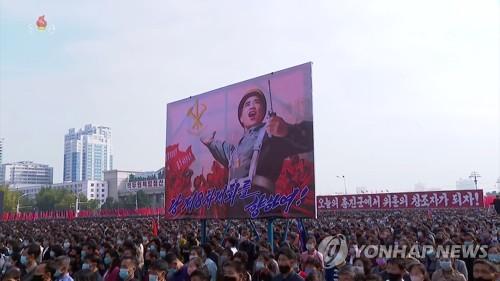 """열병식 마친 북한, '80일전투' 올인…""""사활 걸린 문제"""""""