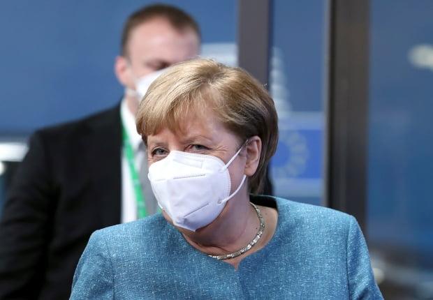 앙겔라 메르켈 독일 총리/ 사진=REUTERS