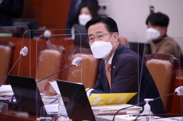 질의하는 이태규 의원. 사진=연합뉴스