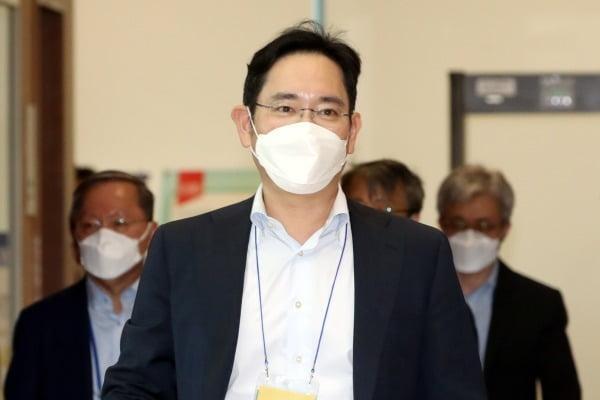 이재용 삼성전자 부회장  /뉴스1