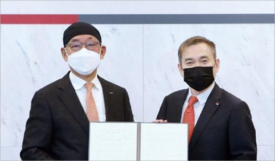 하현회 LG유플러스 부회장, ETRI와 손잡고 5G 네트워크 보안 강화
