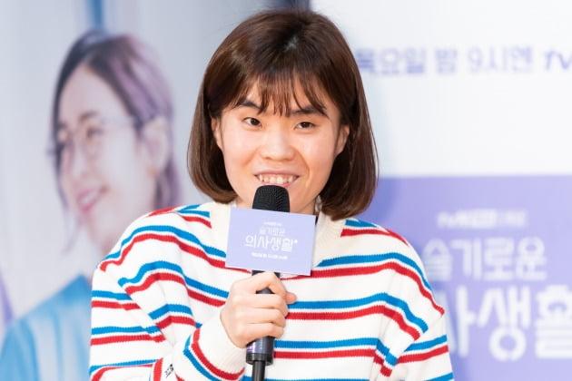 박지선 /사진=tvN