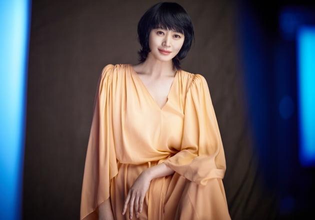 '내가 죽던 날' 김혜수 /사진=호두앤유엔터테인먼트, 강영호 작가
