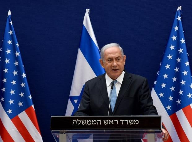 베냐민 네타냐후 이스라엘 총리. 사진=예루살렘 AFP/연합뉴스