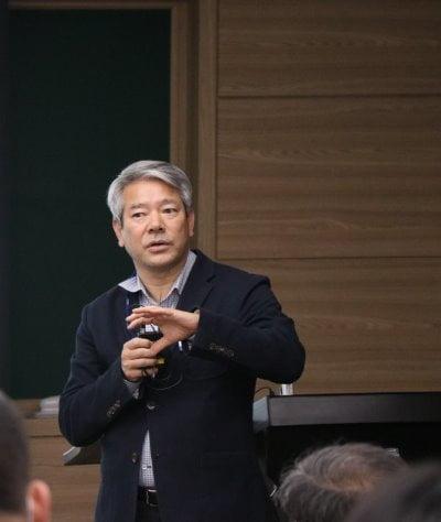 김만기 KAIST 경영대 교수.