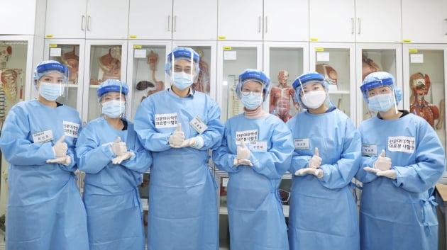 선문대, 국내 외국인 유학생 대상 의료봉사...사랑실천 앞장