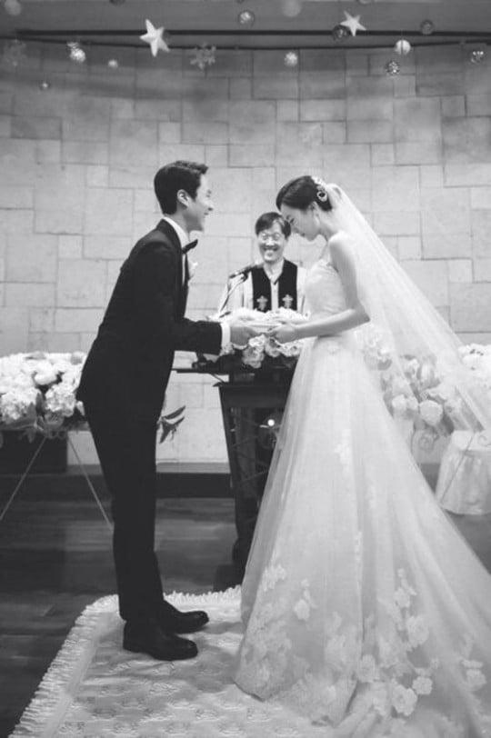 """'김유미♥' 정우, 결혼 생활 언급 """"말로 표현할 수 없는 안락함"""""""