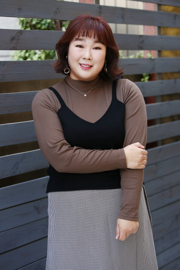 개그우먼 김민경/사진=JDB엔터테인먼트