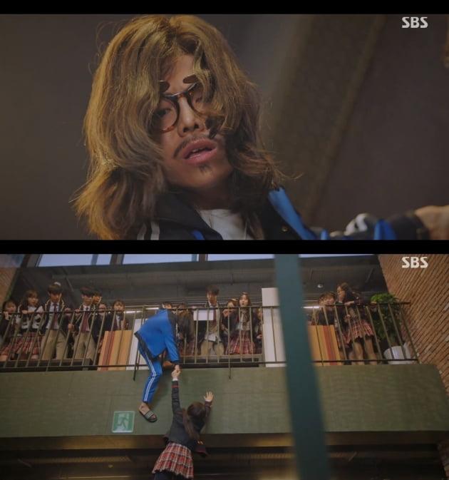 박은석, '펜트하우스' 등장 /사진=SBS 방송화면 캡처
