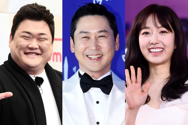 신동엽·김준현·이혜성 '조금 불편해도 괜찮아' MC 확정 [공식]
