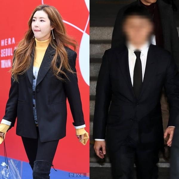 박한별, 남편 유인석/사진=한경DB, 연합뉴스