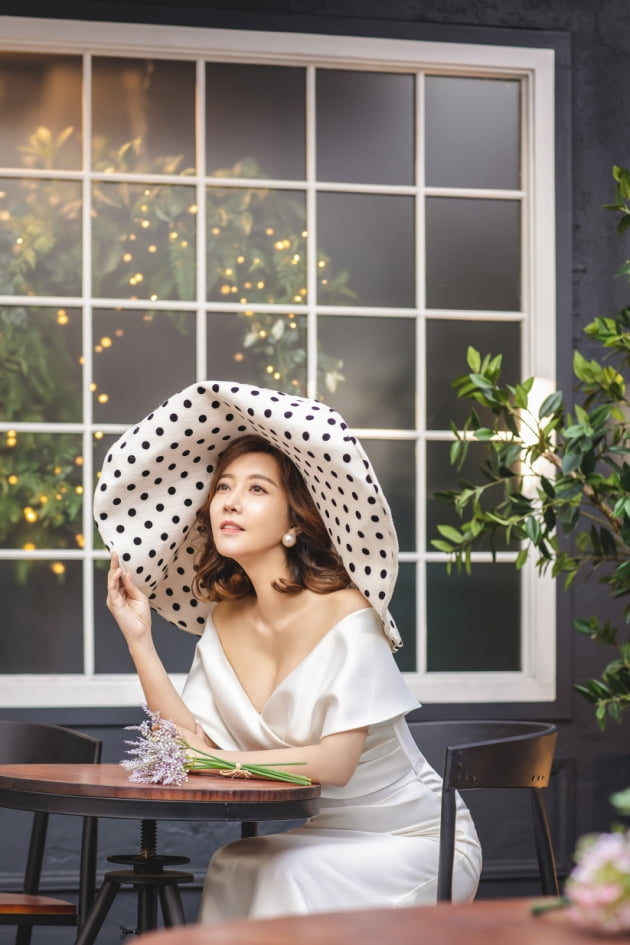 한민채 결혼/사진=웨딩매거진 웨딩21