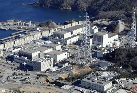 도호쿠전력 오나가와원전(사진 : 니혼게이자이신문)