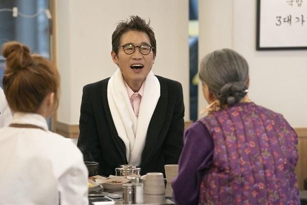 개그맨 김정렬씨. 사진 = SBS플러스 제공