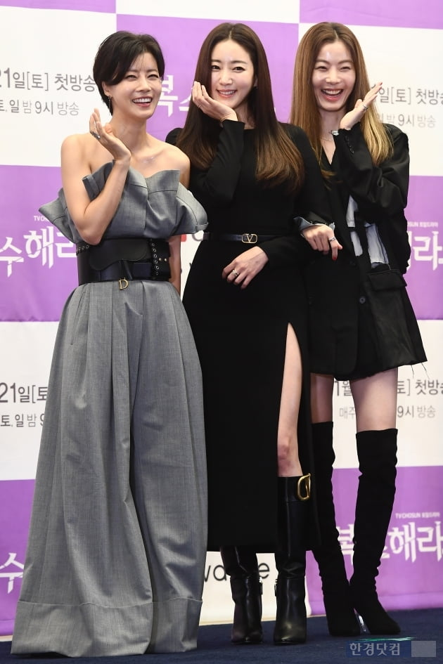 [포토] 유선-김사랑-윤소이, '아름다운 세 미녀'