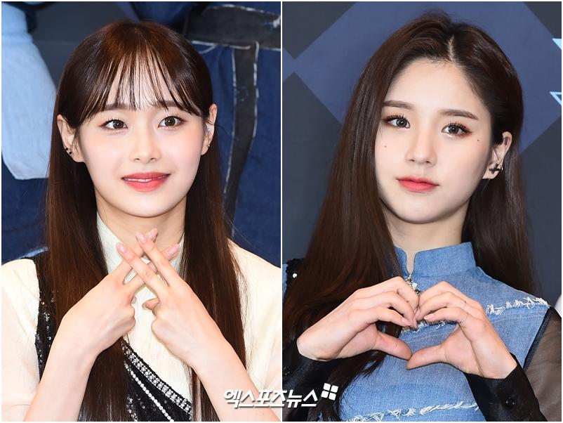 이달의 소녀 츄·희진 KS 5차전 시구·시타…성악가 황영택 애국가