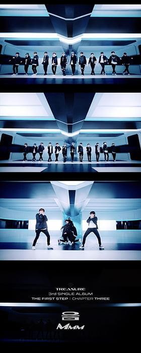 트레저, 신곡 타이틀곡 '음 (MMM)' 음원과 안무 사전 공개…힙합 스웨그 장착