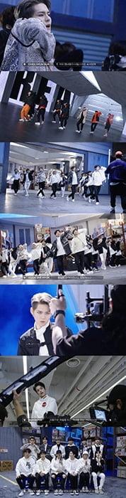트레저, 힙합 신곡 `음 (MMM)` 뮤직비디오 비하인드 공개…새로운 매력 대방출