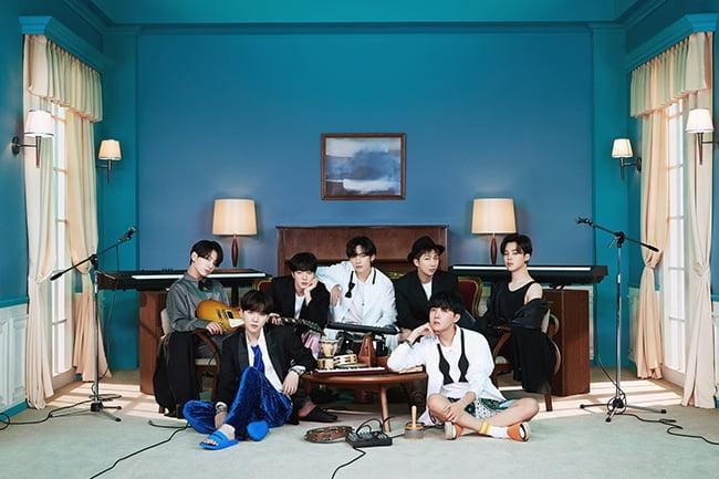 방탄소년단, 'Life Goes On' 영국 '오피셜 싱글 차트' 10위…통산 2번째 톱 10 기록