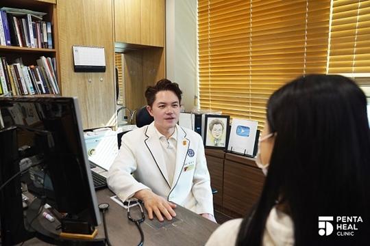 [2020 한국소비자만족지수 1위] 기능의학 중점 의원, 펜타힐의원