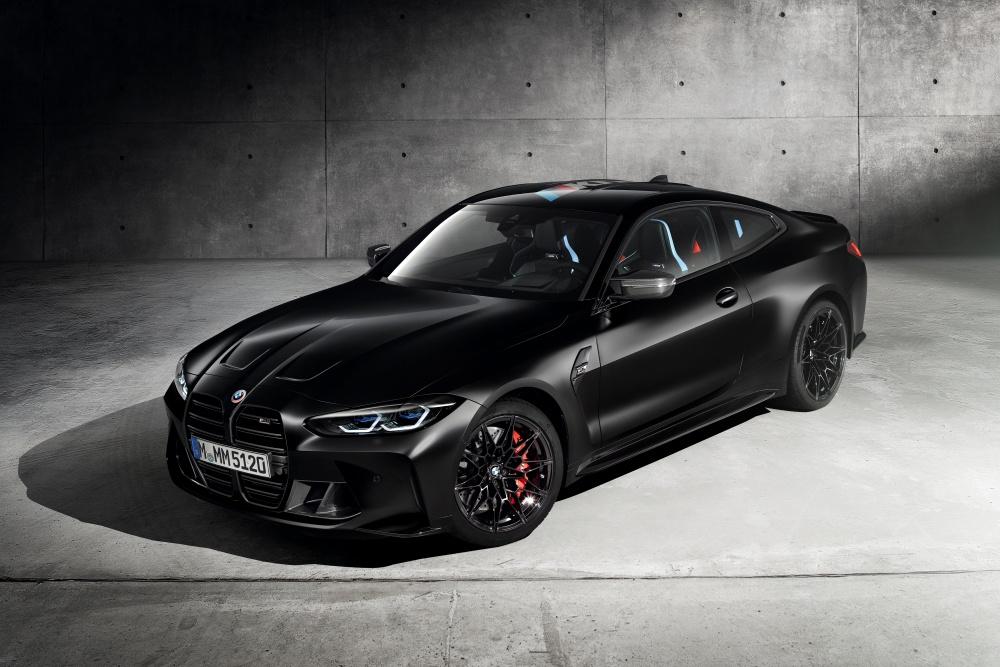 BMW, M4 컴페티션 쿠페 x 키스 출시