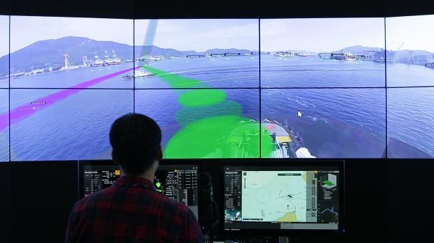 삼성重, 원격자율운항 實船 테스트 성공