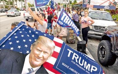 트럼프의 불복…기사회생 승부수일까, '퇴임 후 보장' 꼼수일까