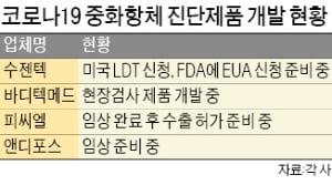 '백신효과 검증'…코로나 진단 키트 새 장 열린다